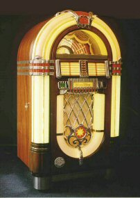 Wurlitzer One More Time jukebox repair