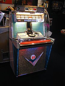 Rock-Ola Tempo I jukebox repairs