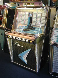 Rock-Ola Tempo 2 jukebox repair